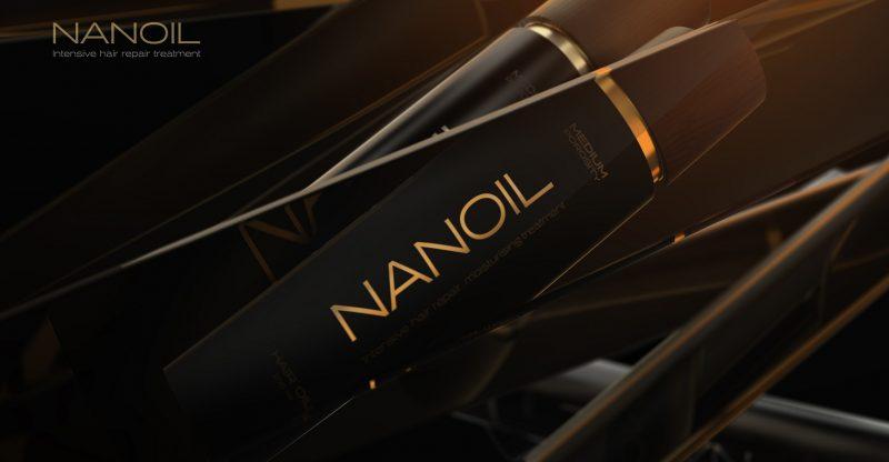 Nanoil haarolie - bereik perfectie